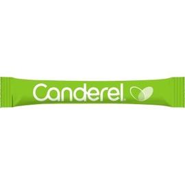 CANDEREL GREEN Süßstoff Stevia 60115072 1,1g Sticks 250 St./Pack. (PACK=250 STÜCK) Produktbild
