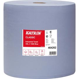 Katrin Putzrolle Classic XXL3 Blue 464262 3lagig 1000Blatt (ST=1000 STÜCK) Produktbild