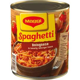 Maggi Fertiggericht Spaghetti Bolognese 810g 6St. (PACK=6 STÜCK) Produktbild