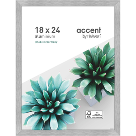 Nielsen Bilderrahmen Star 399153 Aluminium 18x24cm silber matt Produktbild