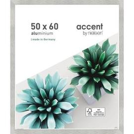Nielsen Bilderrahmen Star 399065 Aluminium 50x60cm silber matt Produktbild