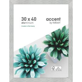 Nielsen Bilderrahmen Star 399063 Aluminium 30x40cm silber matt Produktbild