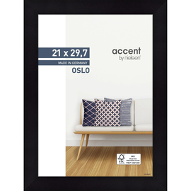 Nielsen Bilderrahmen Oslo 299301 Holz 21x29,7cm schwarz Produktbild