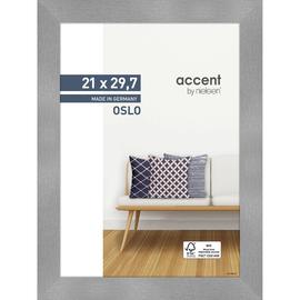 Nielsen Bilderrahmen Oslo 299277 Holz 21x29,7cm silber Produktbild
