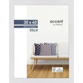 Nielsen Bilderrahmen Oslo 299270 Holz 30x40cm weiß Produktbild