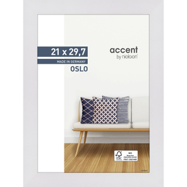 Nielsen Bilderrahmen Oslo 299269 Holz 21x29,7cm weiß Produktbild
