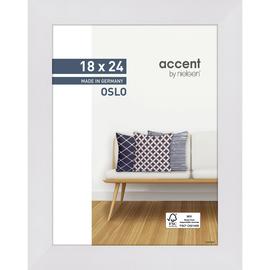Nielsen Bilderrahmen Oslo 299268 Holz 18x24cm weiß Produktbild