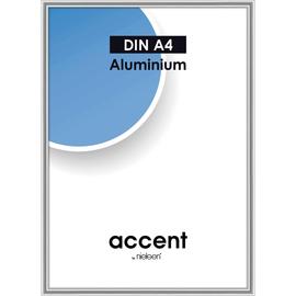 Nielsen Bilderrahmen Accent 52123 Aluminium 21x29,7cm silber glanz Produktbild