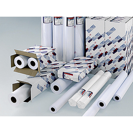 Oce Plotterpapier Standard Plus IJM022 97074826 594mmx120m 90g ws (ST=120 METER) Produktbild