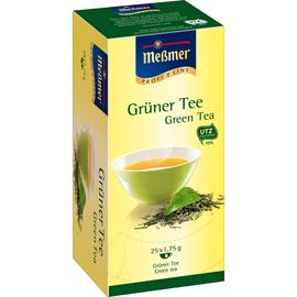 Meßmer Tee 105288 Grüner Tee 25 Btl./Pack. (PACK=25 STÜCK) Produktbild