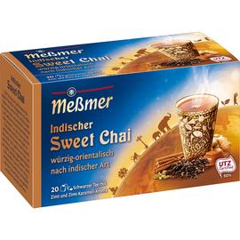 Meßmer Tee Indischer Chai 105691 20 St./Pack. (PACK=20 STÜCK) Produktbild