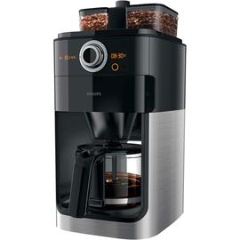 Philips Kaffeemaschine Grind&Brew HD7769/00 Mahlwerk schwarz Produktbild