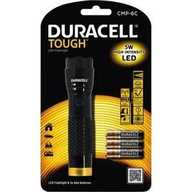 Duracell Taschenlampe Tough CMP-6C schwarz Produktbild