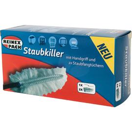 Reinex Staubmagnet Staubkiller 8173 Handgriff +2Tücher Produktbild