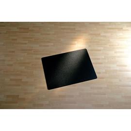 Bodenschutzmatte Color Edition für Hartböden Form O rechteckig 90x120 1,8mm schwarz RS-F1-8920 Produktbild