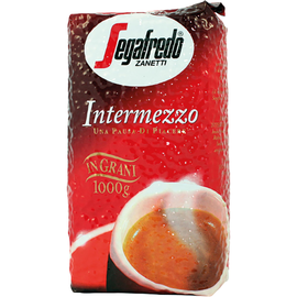 Segafredo Kaffee Intermezzo 663 ganze Bohne 1kg (PACK=1000 GRAMM) Produktbild