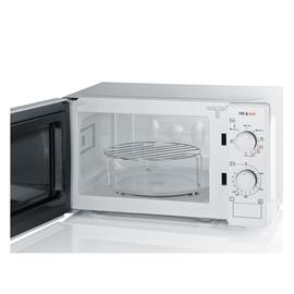 SEVERIN Mikrowelle MW7891 mit Grill max. 1000W 20l weiß Produktbild
