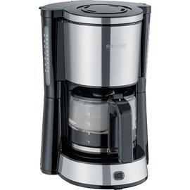 SEVERIN Kaffeemaschine KA 4822 Glaskanne edelstahl/schwarz Produktbild