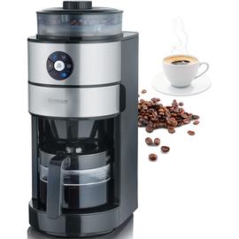 SEVERIN Kaffeemaschine KA 4811 Mahlwerk 820W 6Tassen Produktbild