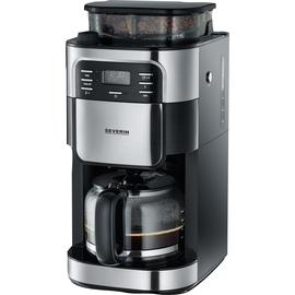 SEVERIN Kaffeemaschine KA 4810 Mahlwerk 10Tassen Produktbild