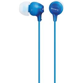 Sony Kopfhörer MDR-EX15LPLI In-Ear blau Produktbild