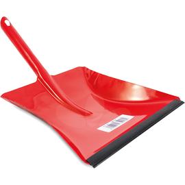 Kehrschaufel Metall 35016 mit Lippe farbig sortiert Produktbild