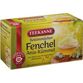 Teekanne Tee Fenchel Anis Kümmel 6166 20 St./Pack. (PACK=20 STÜCK) Produktbild