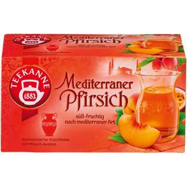 Teekanne Mediterraner Pfirsich 7262 20 St./Pack. (PACK=20 STÜCK) Produktbild