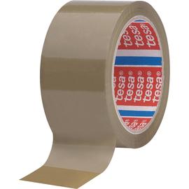 tesa Packband tesapack 04089-00006-06 66mx50mm braun (ST=66 METER) Produktbild