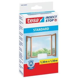 Fliegengitter Standard für Fenster 1,3 x 1,5m weiß Tesa 55672-00020 Produktbild