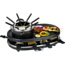 Trebs Raclette 99322 4in1 Produktbild