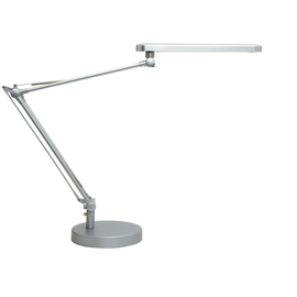 UNILUX Tischleuchte Mambo 400033684 LED silber Produktbild