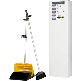 Vermop Kehrset 1089005 Kunststoff anthrazit/gelb Produktbild