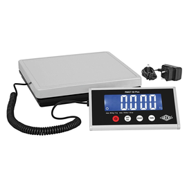 WEDO Paketwaage PAKET 50 Plus 507605005 50kg +Netzgerät Produktbild