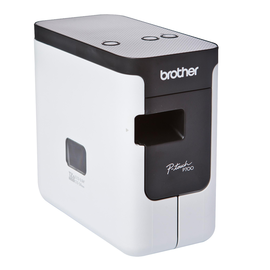 P-touch Etikettendrucker P700 PTP700ZG1 PC USB 3,5-24mm Produktbild