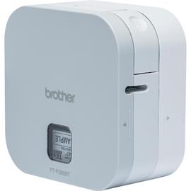 P-touch Beschriftungsgerät Cube PTP300BTRE1 weiß Produktbild