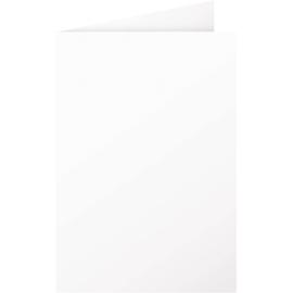 Clairefontaine Faltkarte Pollen 2316C C6 weiß 25 St./Pack. (PACK=25 STÜCK) Produktbild