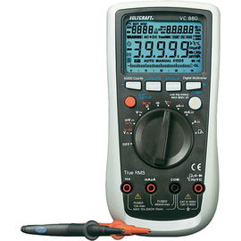 VOLTCRAFT Hand-Multimeter VC880 digital Anzeige/Counts 40.000 Produktbild
