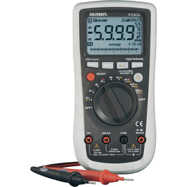VOLTCRAFT Hand-Multimeter VC830 digital Anzeige/Counts 6.000 Produktbild