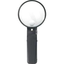 TOOLCRAFT Standlupe 821010 4xLinsengröße 88mm Produktbild
