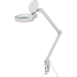 TOOLCRAFT LED-Lupenleuchte 5Zoll 1526044 mit Klemmhalterung 127mm Produktbild