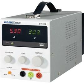 BASETech Labornetzgerät BT-305 einstellbar 1Ausgang Produktbild