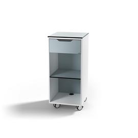 Durable Multifunktionswagen Quadro Basic 313206 45x100x45cm bl Produktbild