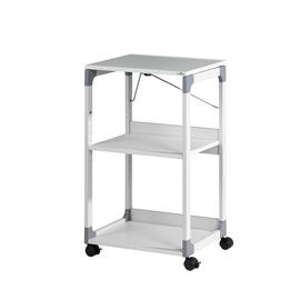 DURABLE Bürowagen 370110 508x432mm 3Böden grau Produktbild