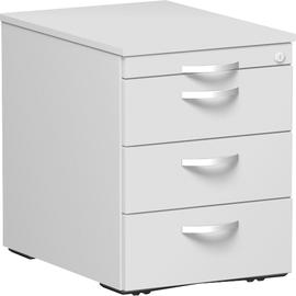 Geramöbel Rollcontainer Flex S-530151-LL 438x565x600mm l.grau Produktbild
