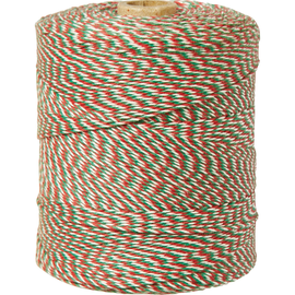 SoldanPlus Urkunden-Heftgarn 1180474 360m grün/weiß/rot (ST=360 METER) Produktbild