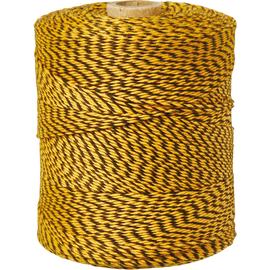 SoldanPlus Urkunden-Heftgarn 1180473 360m schwarz/gelb (ST=360 METER) Produktbild