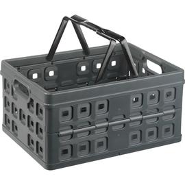 helit Klappbox the flap-line H6180188 32l Griff anthrazit Produktbild