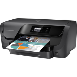 HP Tintenstrahldrucker Officejet Pro 8210 D9L63A A4 Farbe Produktbild