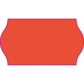 CreenLine Etikett ACL57001110M 26x16mm G1 rt 18x1.200St. (PACK=18 ROLLEN) Produktbild
